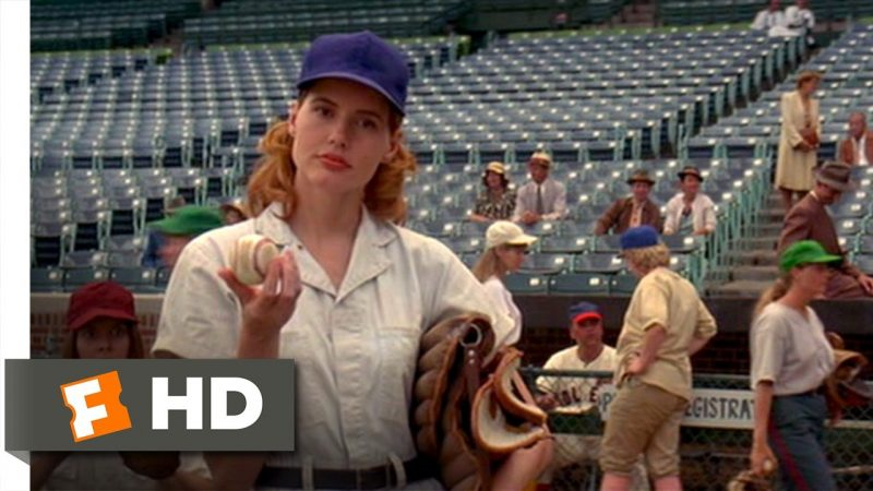 Great Baseball Films