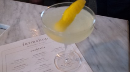 French 75 Gin and Champagne