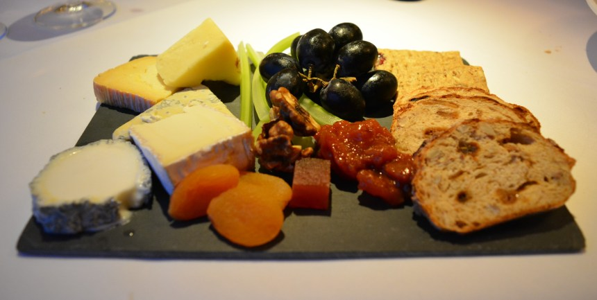 The Petersham Cheese Board