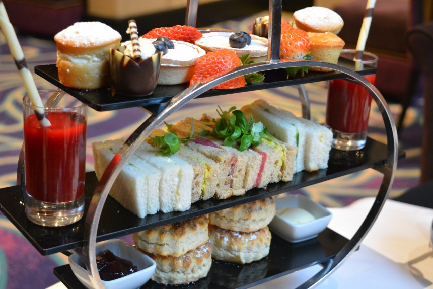 Afternoon Tea at Strand Palace Hotel