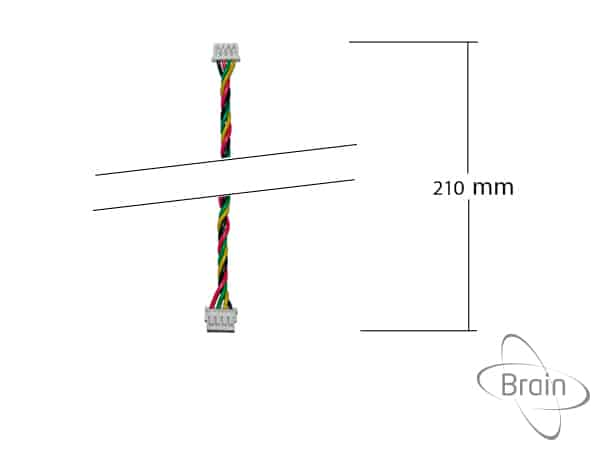 Remote USB/Bluetooth adapter cable 210mm image