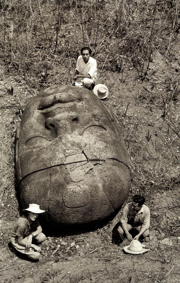 Olmec Art  Michael Shanks  archaeologist