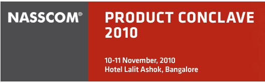NASSCOM Product Conclave 2010