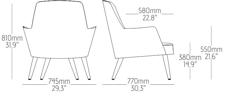 low back lawn chair 9 cheap living room chairs for sale marques silva lounge gl028 with arms structure in natural wood various finishes see below upholstered vinyl fabric or leather