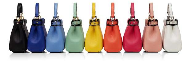 cf40fce9a4 ... wholesale well italian luxury brand fendi has created a special line of micro  bags for spring