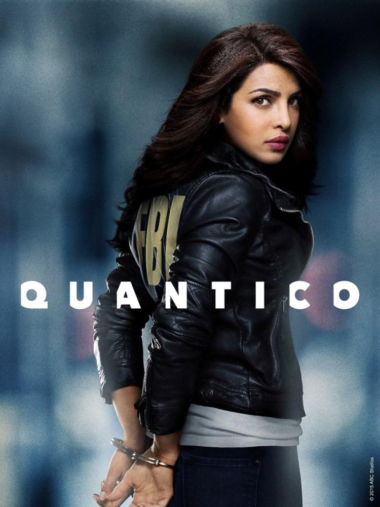 Priyanka Chopra for Quantico
