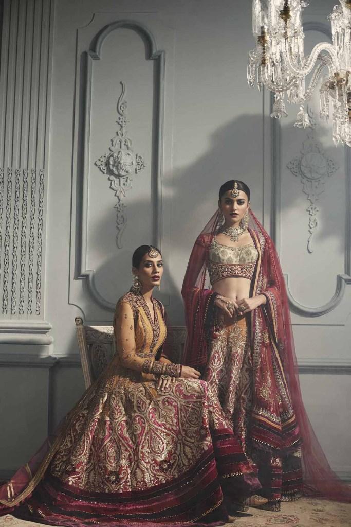Tarun Tahiliani's latest Bridal wear for BMW India Bridal Fashion Week