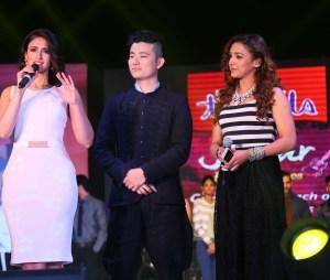 Ileana D'Cruz, Meiyang Chаng and Neeti Mohan