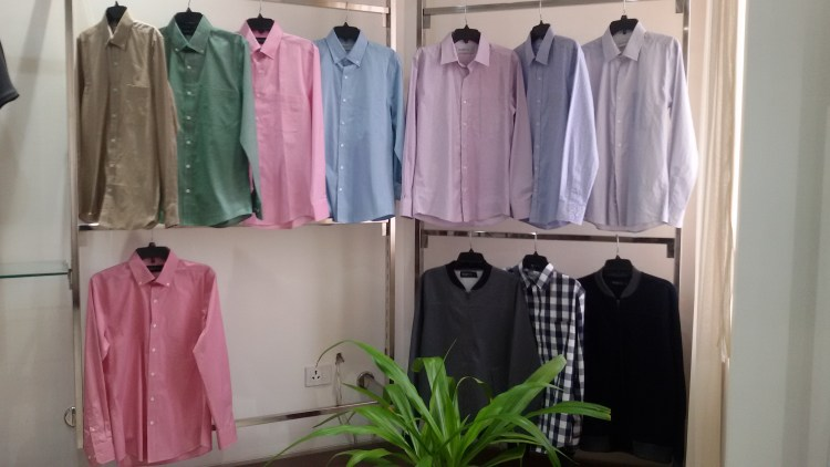 Postfold's latest mens collection