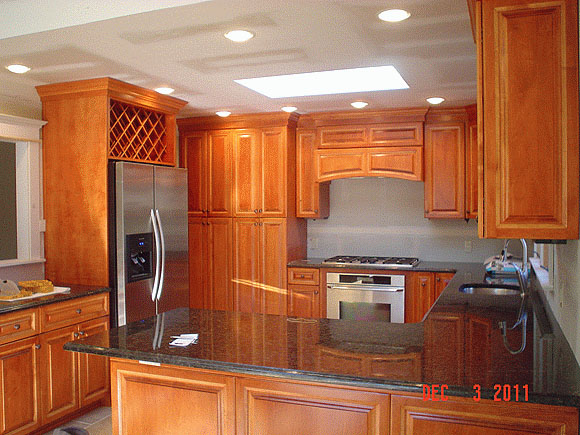 summit kitchens hamptons kitchen design new jersey remodeling cabinets countertops msk and sons construction nj 6