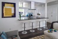 Eichler Open Plan Kitchen Gets a Mid-Century Modern Update!