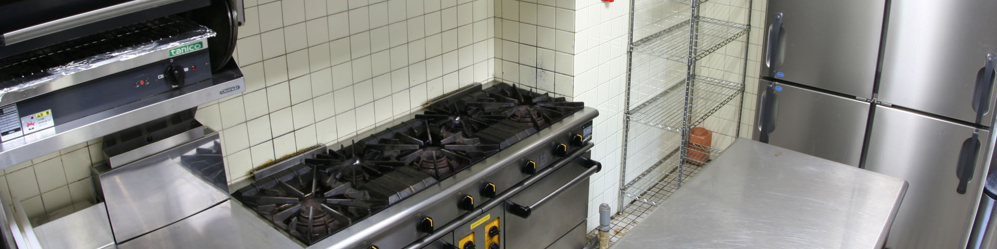foodservice equipment installation company in dubai