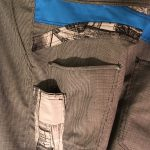 clever pockets mskyh astic pants
