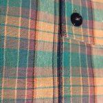 mskyh mens slimfit shirt pink detail pic