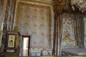 The Queen's Bedchamber, Versailles
