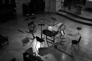 Waiting for the Concert to Begin St.-Martin-in-the-Fields