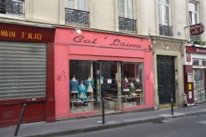 Cat'Laine, Paris, France