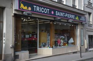 Tricot St. Pierre, Paris, France