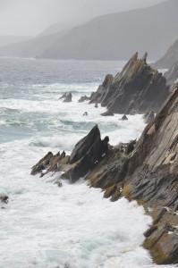 Rocky Coast,  Dingle Peninsula, Ireland