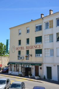 Regency Hotel, Arles, France