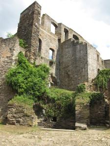 Rheinfels Castle Ruins
