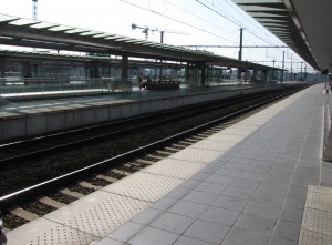 Waiting for my Train