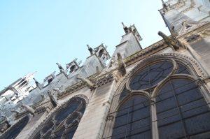 Gargoyle Water Spouts, Notre Dame Cathedral, Paris