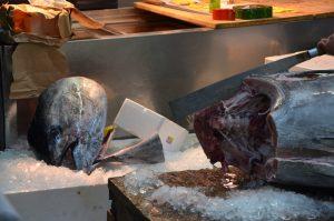 Tuna, Tsukiji Fish Market, Tokyo