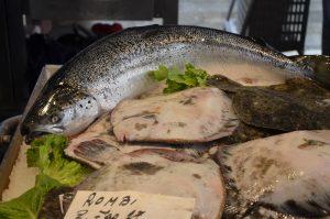 Fish Market, Venice, Italy