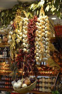 Garlic Braids