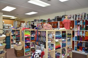Lost Art Yarn and Needlepoint, Traverse City, Michigan