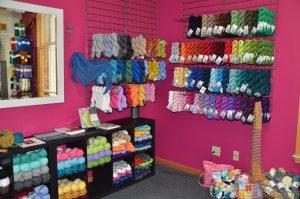 Knit Knorth, Traverse City, Michigan