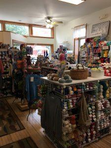 Nautical Yarn Shop, Ludington, Michigan