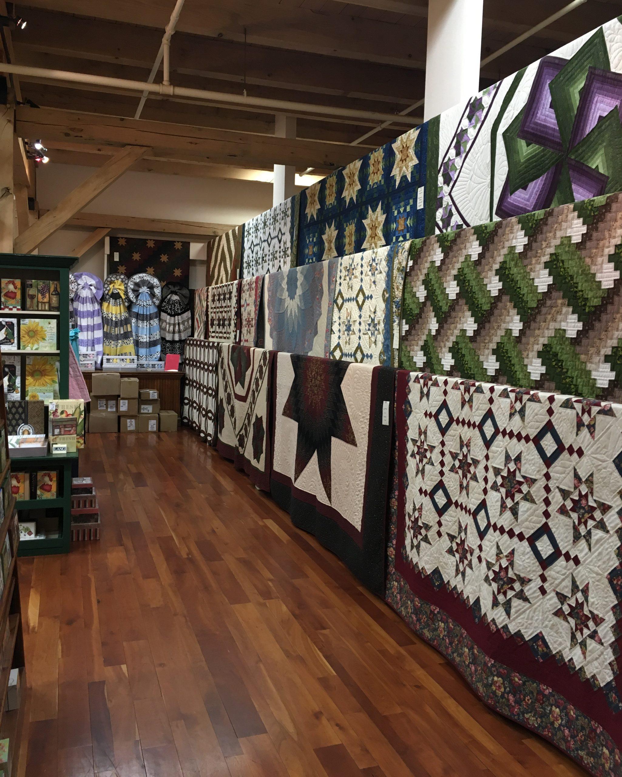Shopping in Shipshewana, Indiana - Ms. Mae Travels : shipshewana quilt shops - Adamdwight.com
