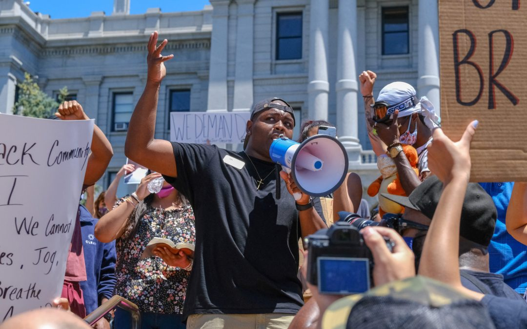 Second day of Denver protests sees less chaos