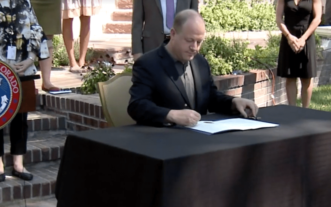Polis signs executive order to encourage diversity among state employees