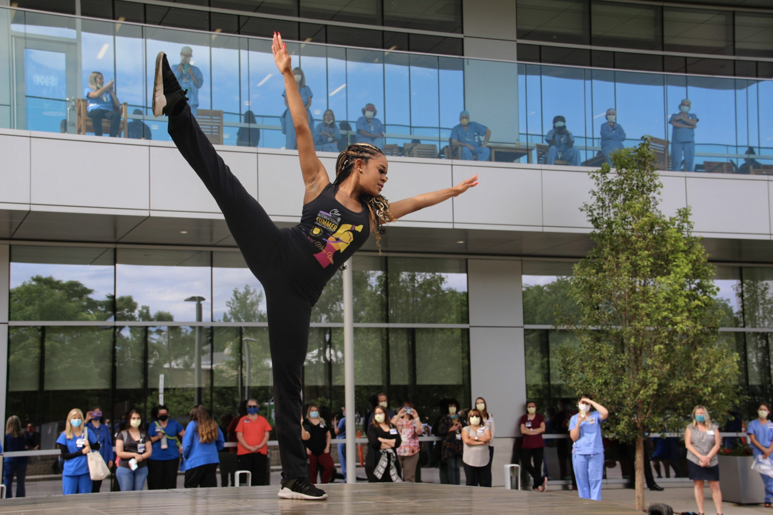Cleo Parker Robinson Dance Celebrate 50 Years of Bringing Communities Together Through Dance