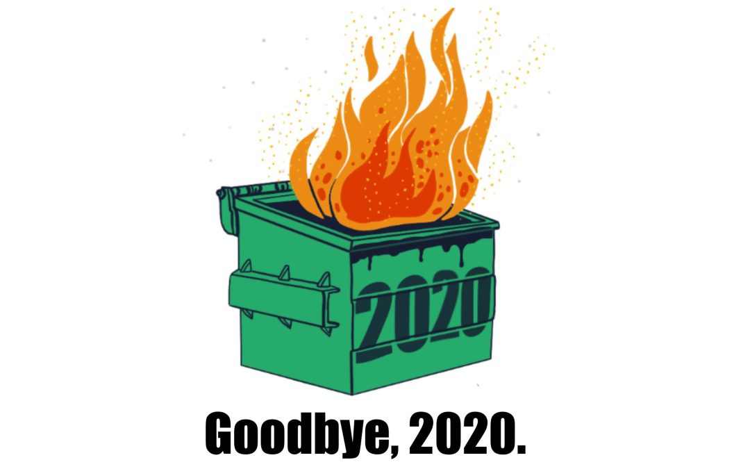 Goodbye 2020: Here's what got us through the year