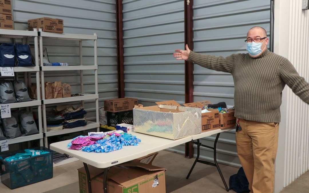 Menstruation equity advocates bring free period products to Denver area girls