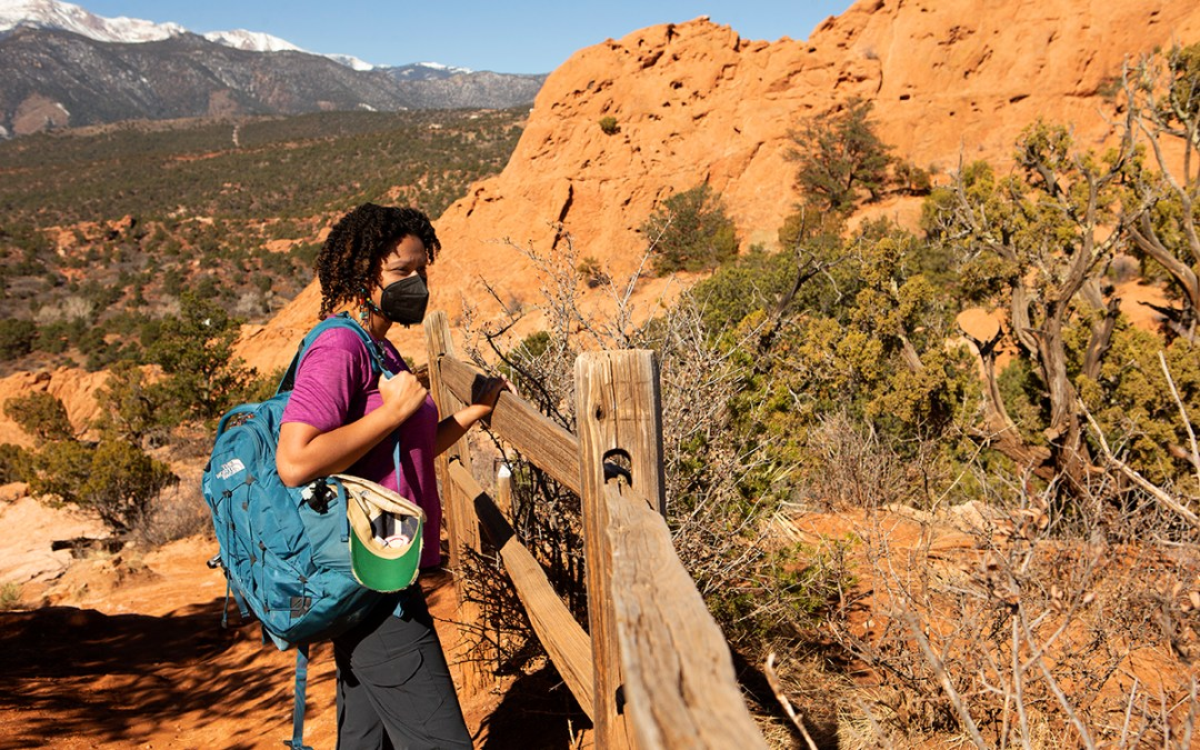 BIPOC and plus-sized women are carving out their own space in the outdoors