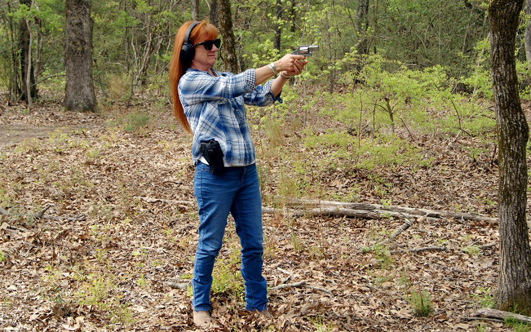Female gun ownership is on the rise, but still drastically outnumbered by men