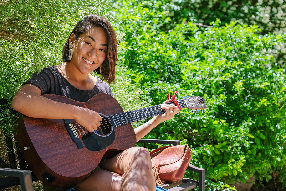 Grace Clark searches for a more inclusive bluegrass scene post-pandemic