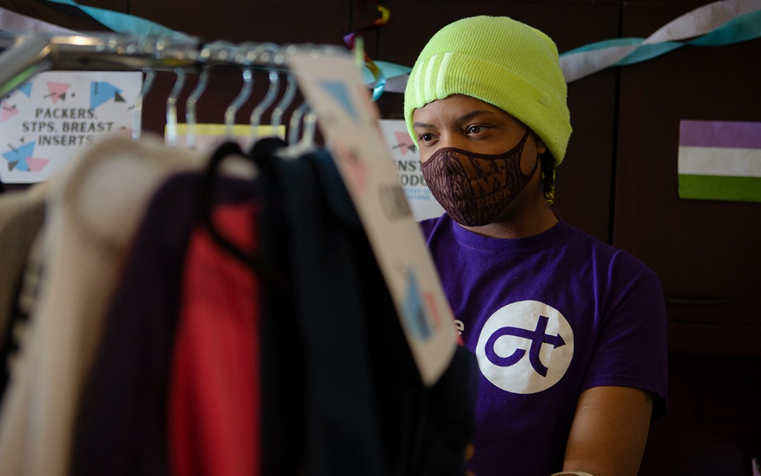 Marsha's Closet offers accessible gender-affirming items for trans and nonbinary folks