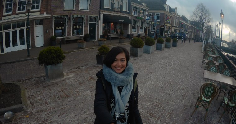 Dear Diary: Castle, trains, solo flight and my first day in The Netherlands