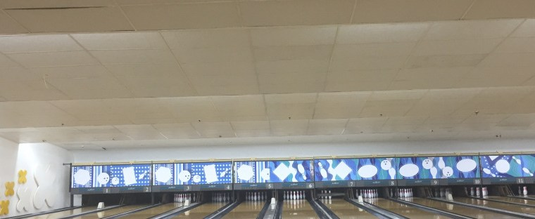 One fine bowling date