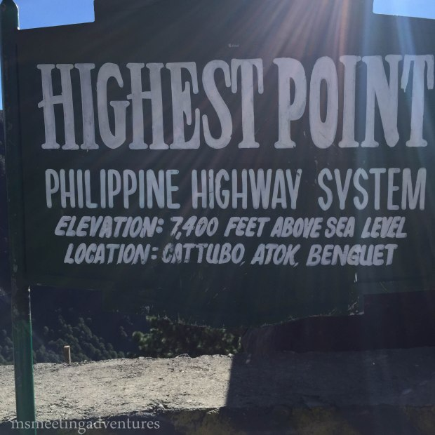 Highest Point Benguet