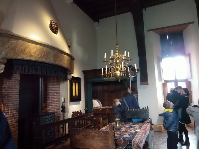 A royal room in Muiderslot