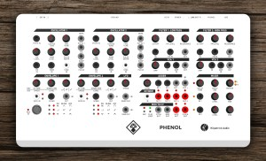 The Kilpatrick Audio Phenol is a stand alone modular synthesizer, not a semi-modular synthesizer.