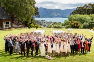 Wedding photography Akaroa