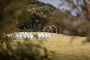 French farm Akaroa wedding